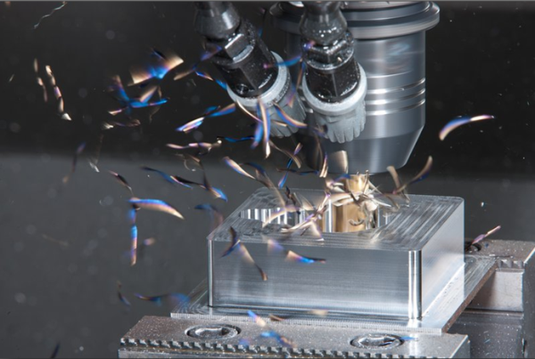 High Speed Machining: it's more than just a faster spindle