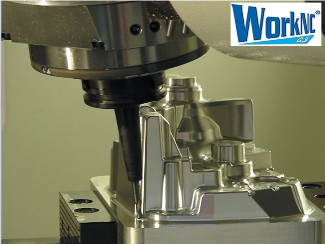 WorkNC 5-Axis Part