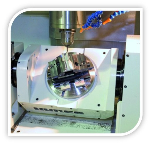 5-Axis Workholding