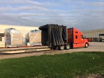 Hurco VM10i machining centers shipping
