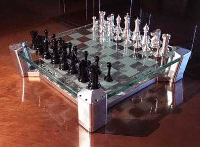 Chess-Set from VU Hurco 50th