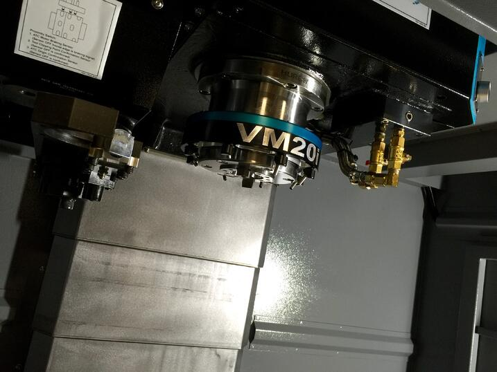 Hurco CNC VM20i coolant ring
