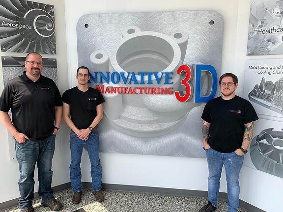 Innovative 3d Manufacturing Employees