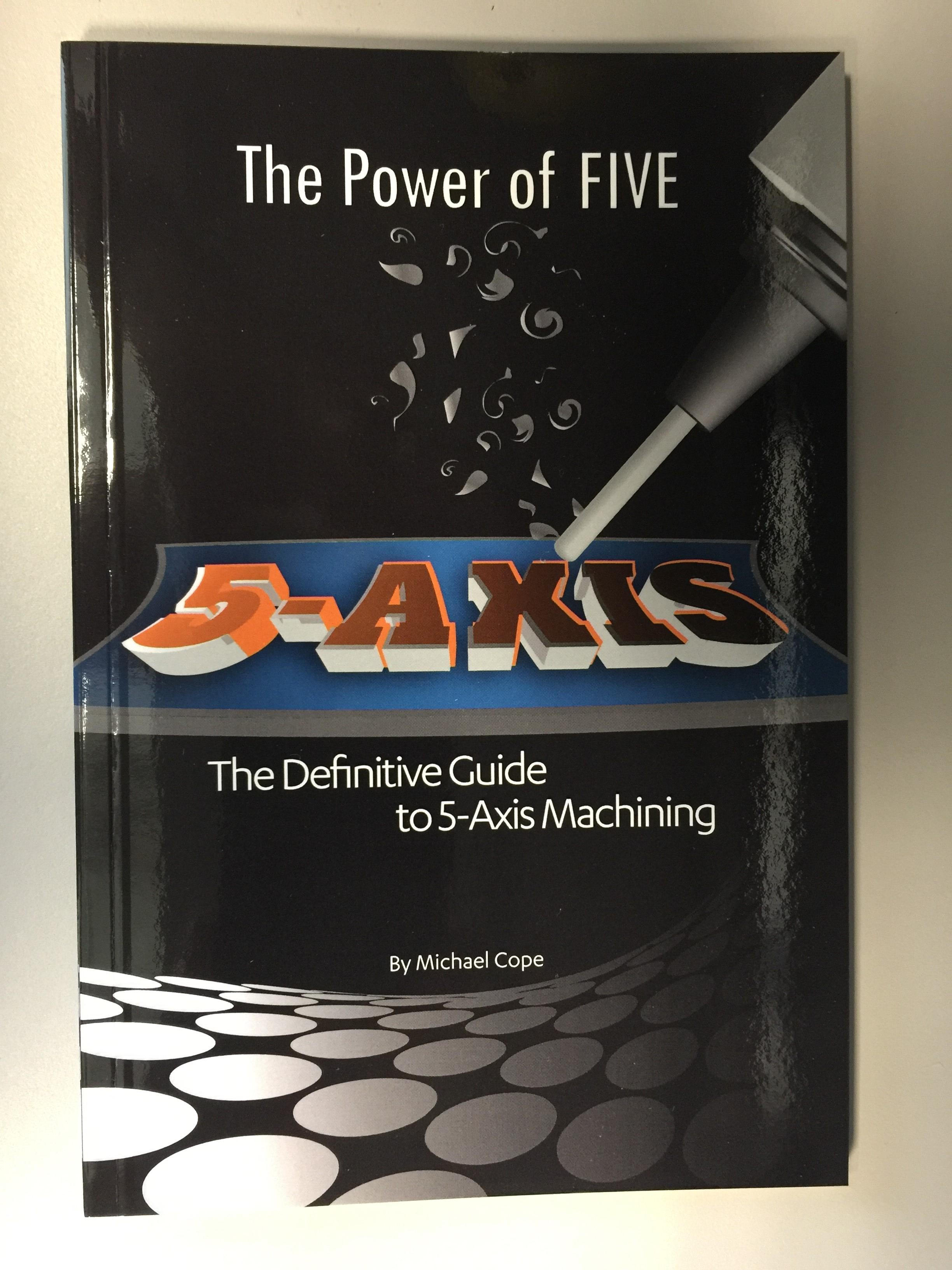 5-Axis CNC Book Release