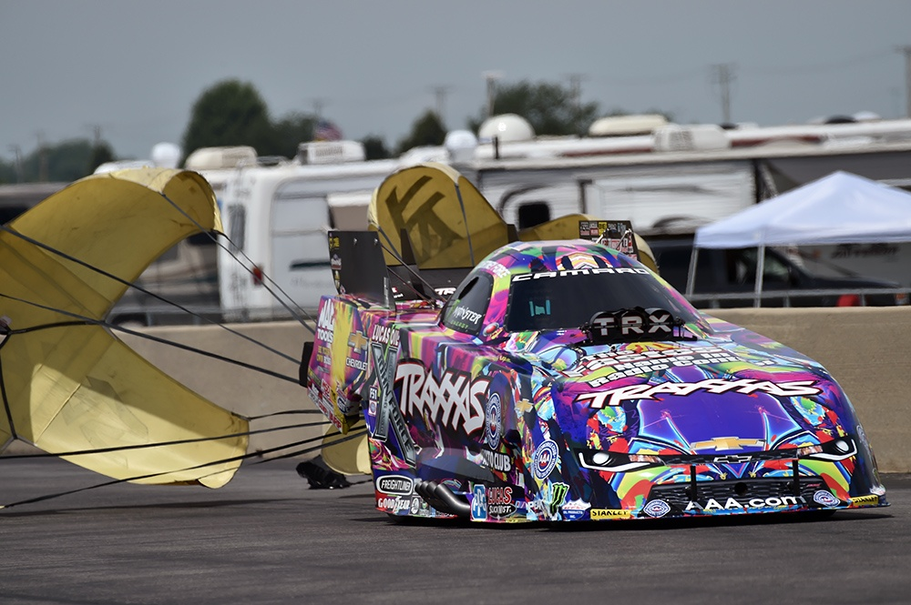 NHRA Nationals at Route 66 Raceway - Post Race Report