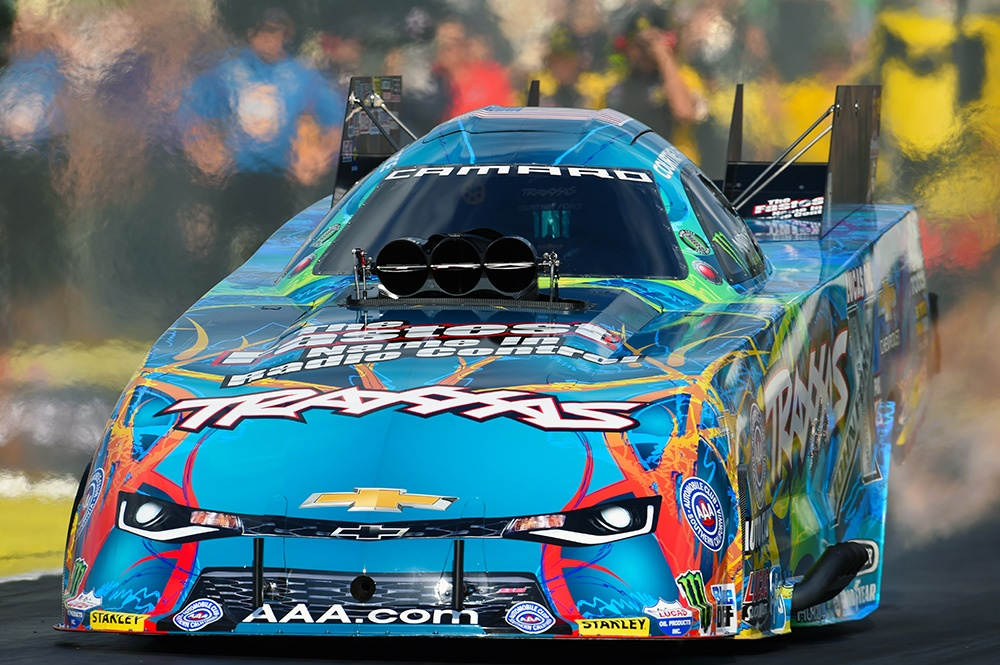 JFR - Courtney Force No. 3 at Record Setting NW Nationals