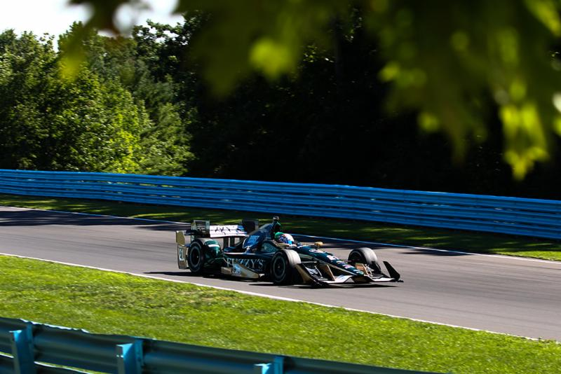COMEBACK EFFORT BY NEWGARDEN ENDS WITH A PODIUM FINISH AT WATKINS GLEN