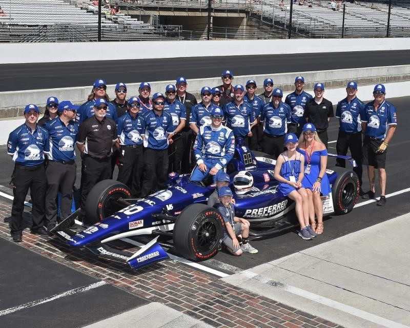 Ed Carpenter Racing Earns Positions Two through Four in 2019 Indy 500