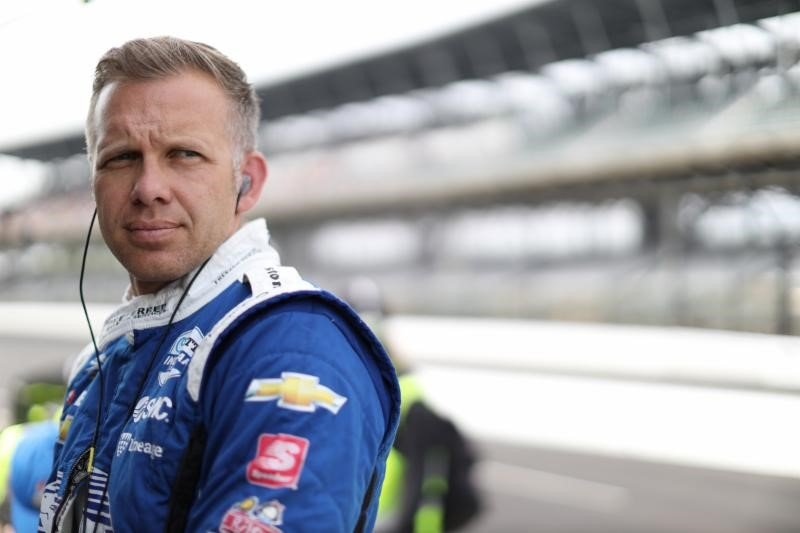 Ed Carpenter Scores Another Indy 500 Top 10