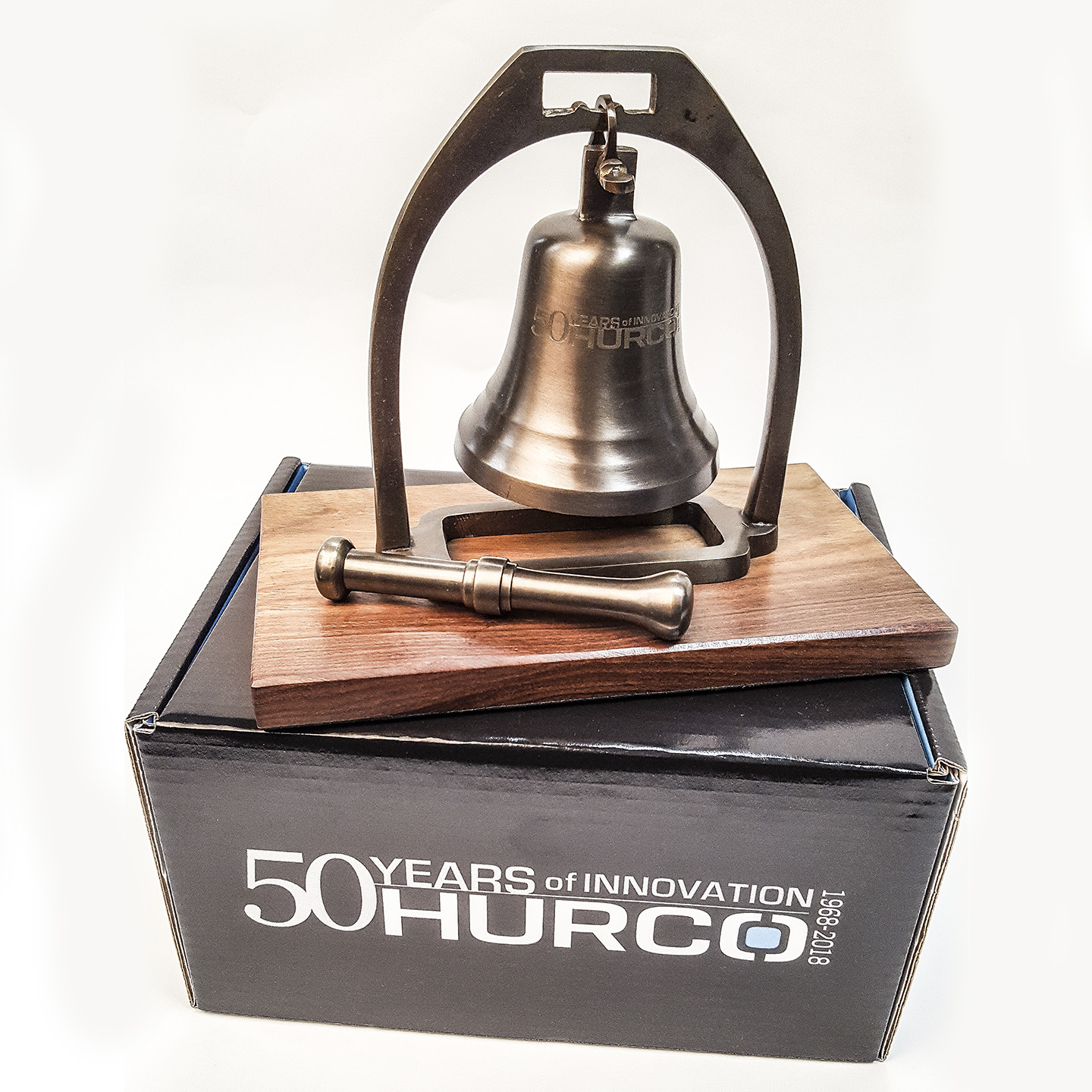 Hurco is heading to the BIG Apple to Ring the Closing Bell