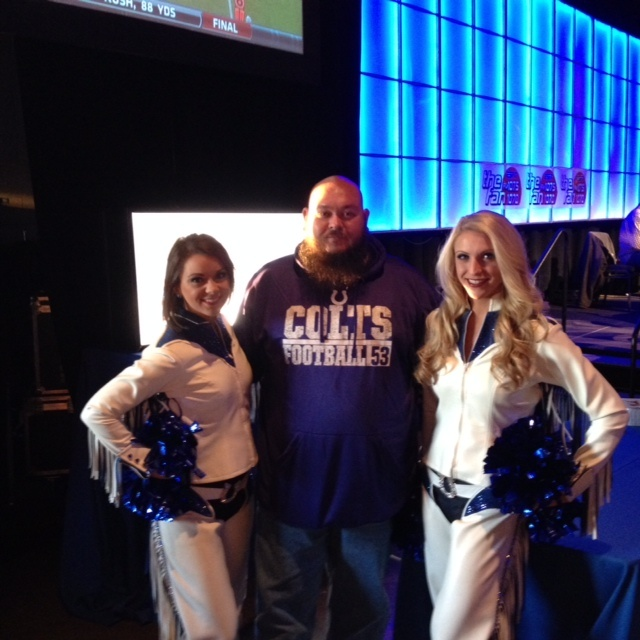 Hurco + the NFL: Winner of the Colts/Patriots Football Game