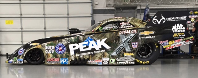 NEW LOOK JOHN FORCE WANTS TO STAND OUT WITH PERFORMANCE IN DENVER