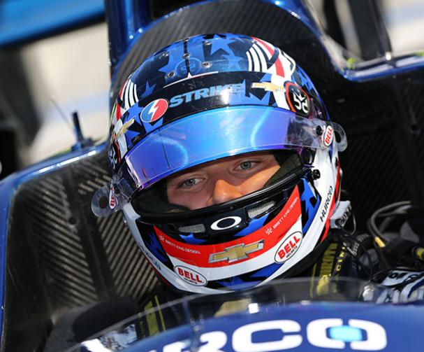 Hurco's IndyCar Partner Prepares for the Iowa Race