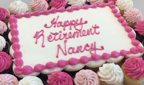 Nancy: this retirement prank has gone way too far