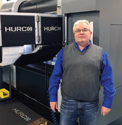 Customer Feature - Hurco Helps Connecticut Shop Deal with Skills Gap.