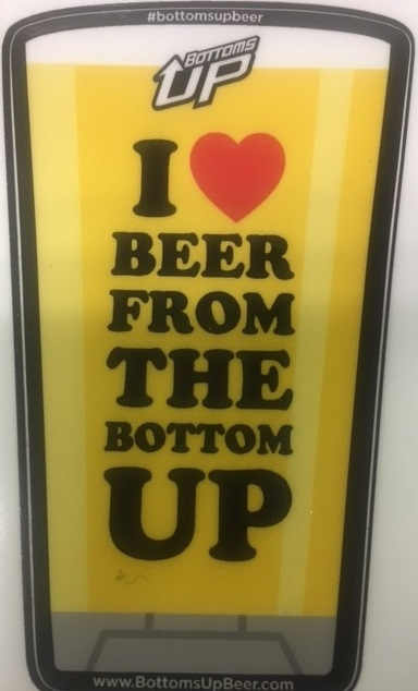 It's 5:00 somewhere--a visit to Bottoms Up Beer