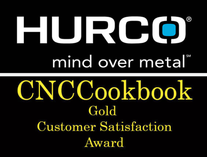 Winning! Hurco Control Wins Award
