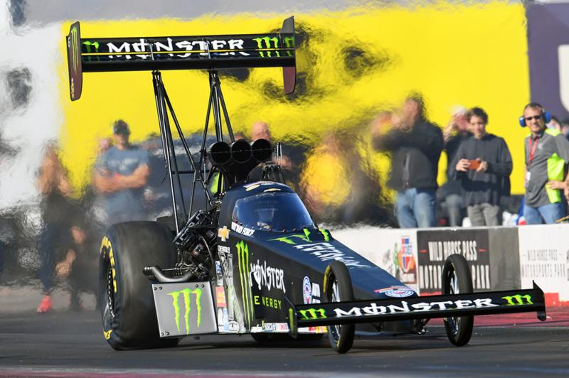 Brittany Force ready to begin 2017 title chase in Pomona