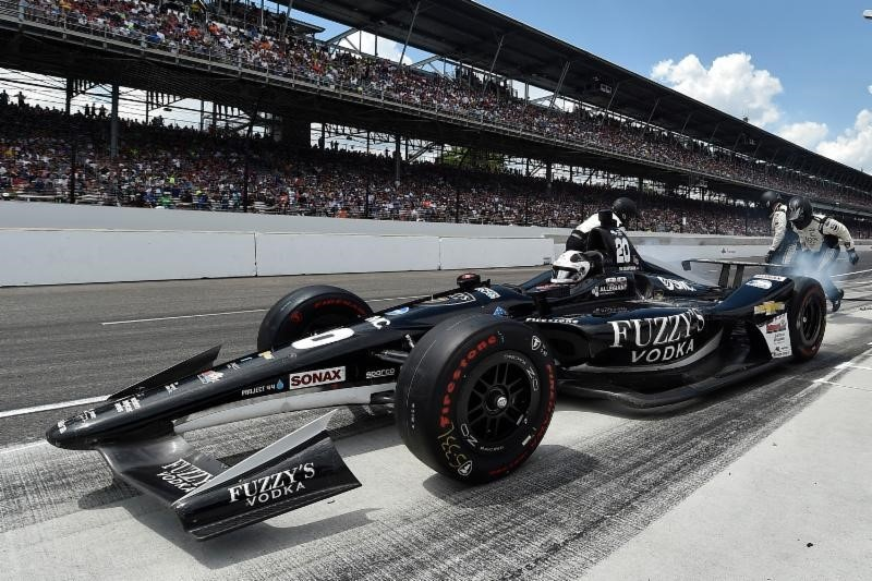 Indy 500 After the Race. Ed Carpenter Racing Notes