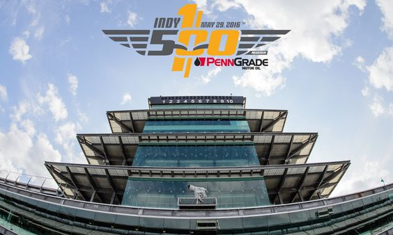Indianapolis is our home and we are psyched for the Indy 500!