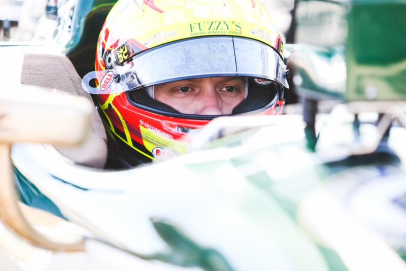 ED CARPENTER RACING PREPARED TO TAKE ON THE STREETS OF LONG BEACH