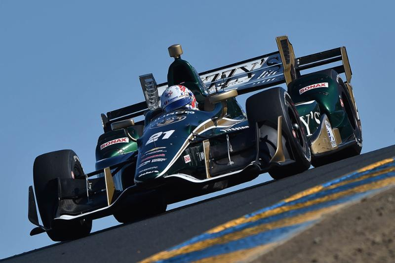 JOSEF NEWGARDEN FINISHES CAREER-BEST FOURTH IN INDYCAR CHAMPIONSHIP
