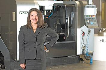 Sonja McClelland, CFO, Vice President, Secretary and Treasurer of Hurco Companies, Inc. wins Women of Influence Award